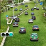 Bioasfalto feito com bagaço de plantas é testado em estradas
