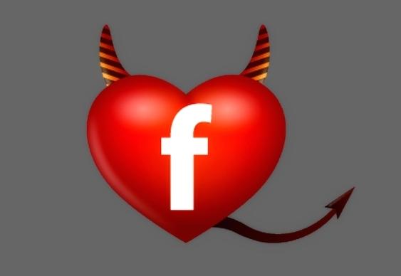 Namoro Fake Facebook