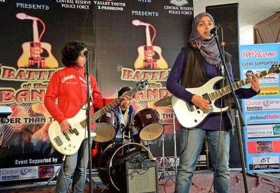 Banda indiana de rock