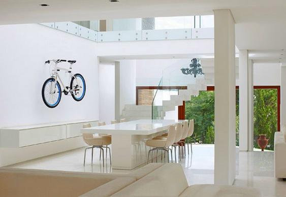Bicicleta de luxo BMW