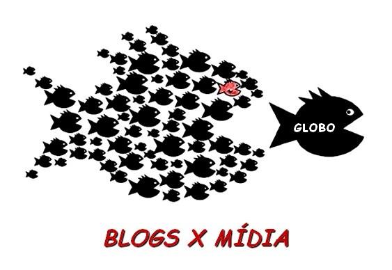 Blogs contra Globo