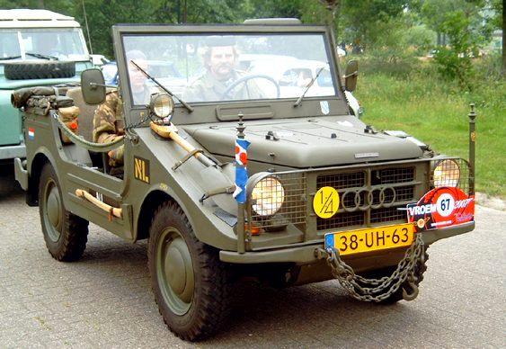 Candango DKW-Vemag militar