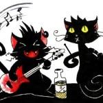 A banda de rock que funciona como o blog Matéria Incógnita