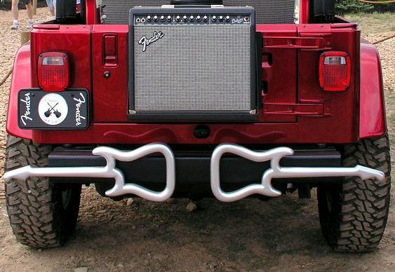 Jeep Willys modificado