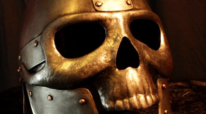 Fabricante de capacetes para armaduras