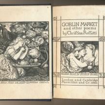 Christina Rossetti. Goblin Market 1862.