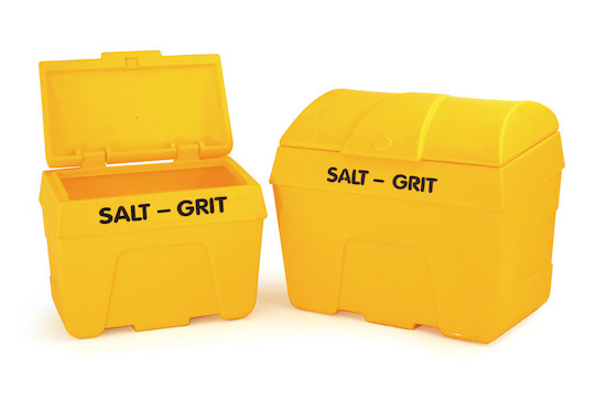 Salt and Grit Bins