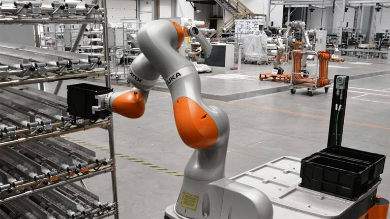 kuka artificial intelligence