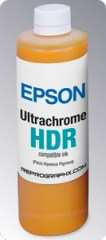 Epson UltraChrome HDR Bulk Ink replacement DuraKrome
