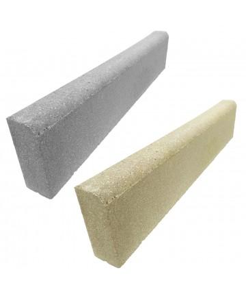 jardin p3 100 cm gris ou ton pierre