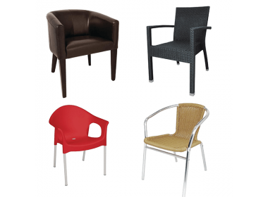 chaise pour restaurant et bar
