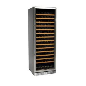 TFW375S CAVE A VIN 1 ZONE DE TEMPÉRATURE +5 +18°C, 168 BOUTEILLES, PORTE VITRÉE
