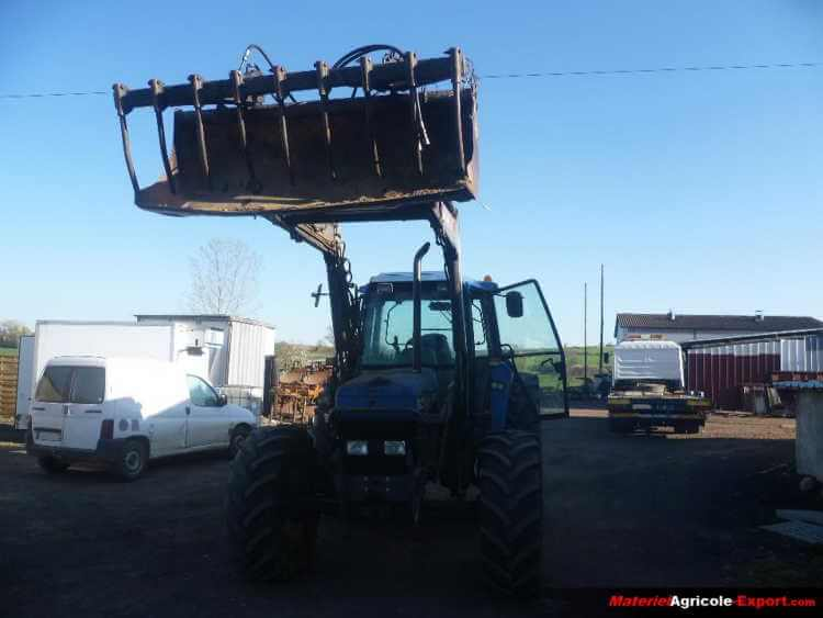 ford 8340 tracteur agricole d occasion