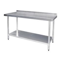 meuble inox table inox plonge inox