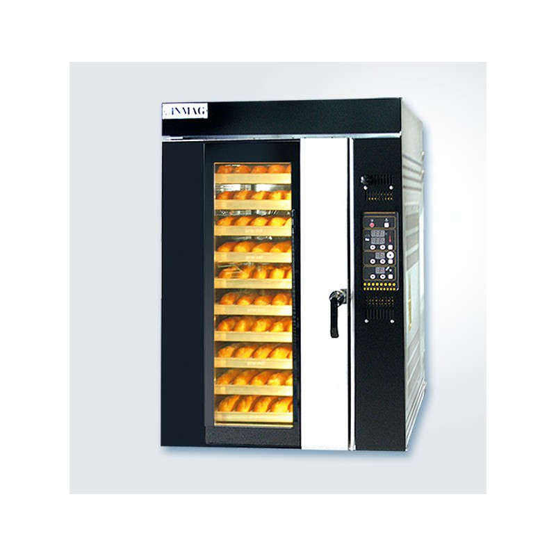 Four Boulangerie Ventil Pour 10 Plaques 4080