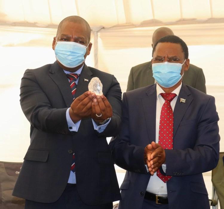 Fonte foto: Governo Botswana