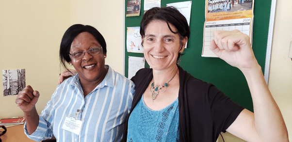 Using radio to communicate to rural women and health workers