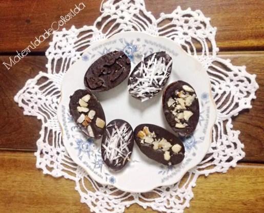 ovo de páscoa de chocolate