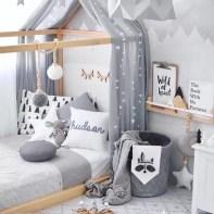 almofadas na decoração do quarto das crianças 20