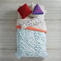 ideias de roupa de cama para as crianças29