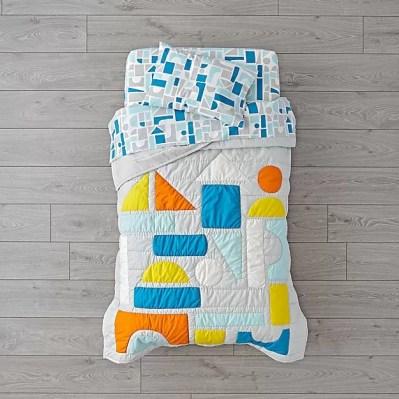 ideias de roupa de cama para as crianças30