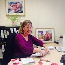 Claire Erridge - Volunteer - Dec 2013 - Square