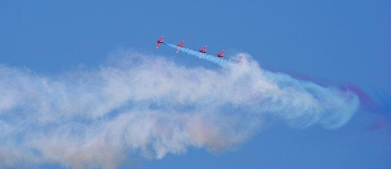 Red Arrows, Radom 2009 (9)