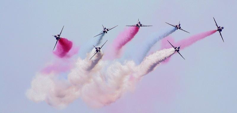 Red Arrows, Radom 2009 (1)