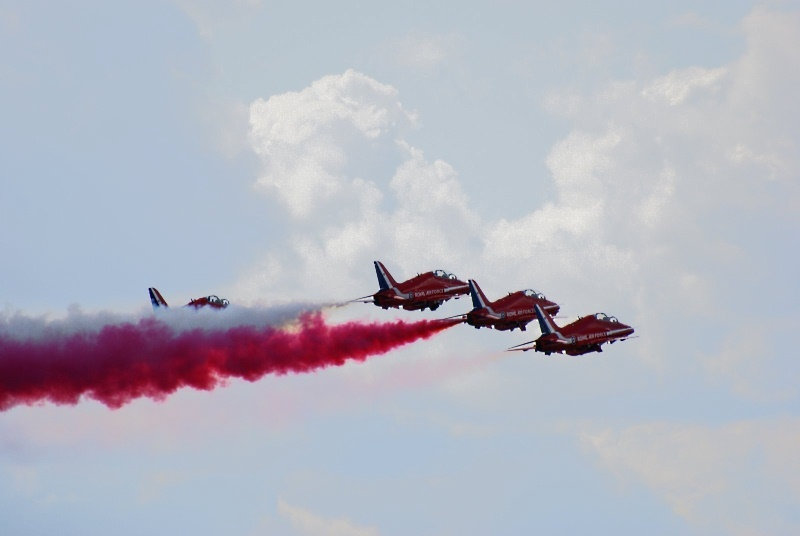 Red Arrows, Radom 2009 (11)