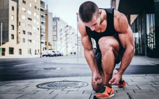 morning workout preparation