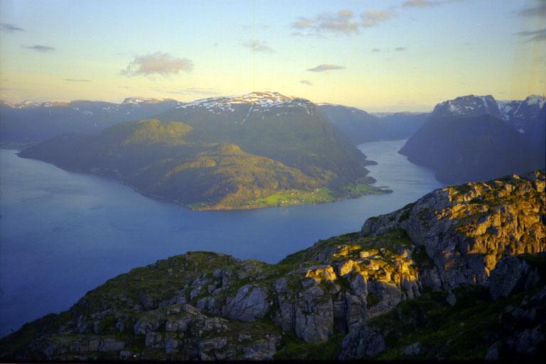 Nordfjordeid Norway