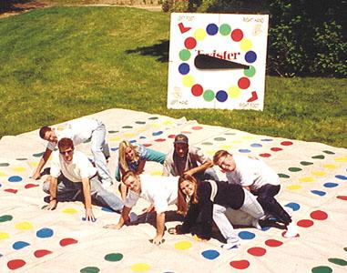Giant Twister Mat