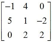 3x3-matrix