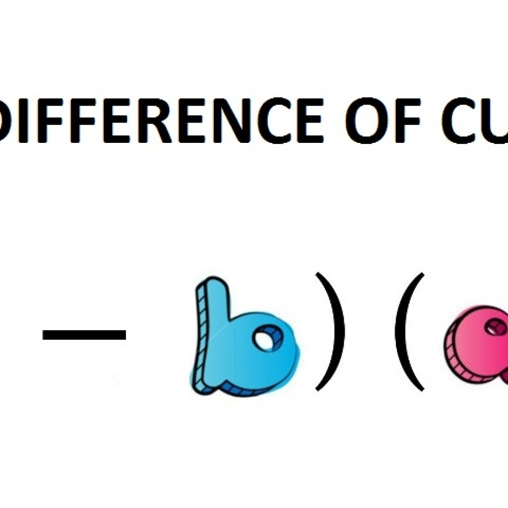 Difference Of Cubes