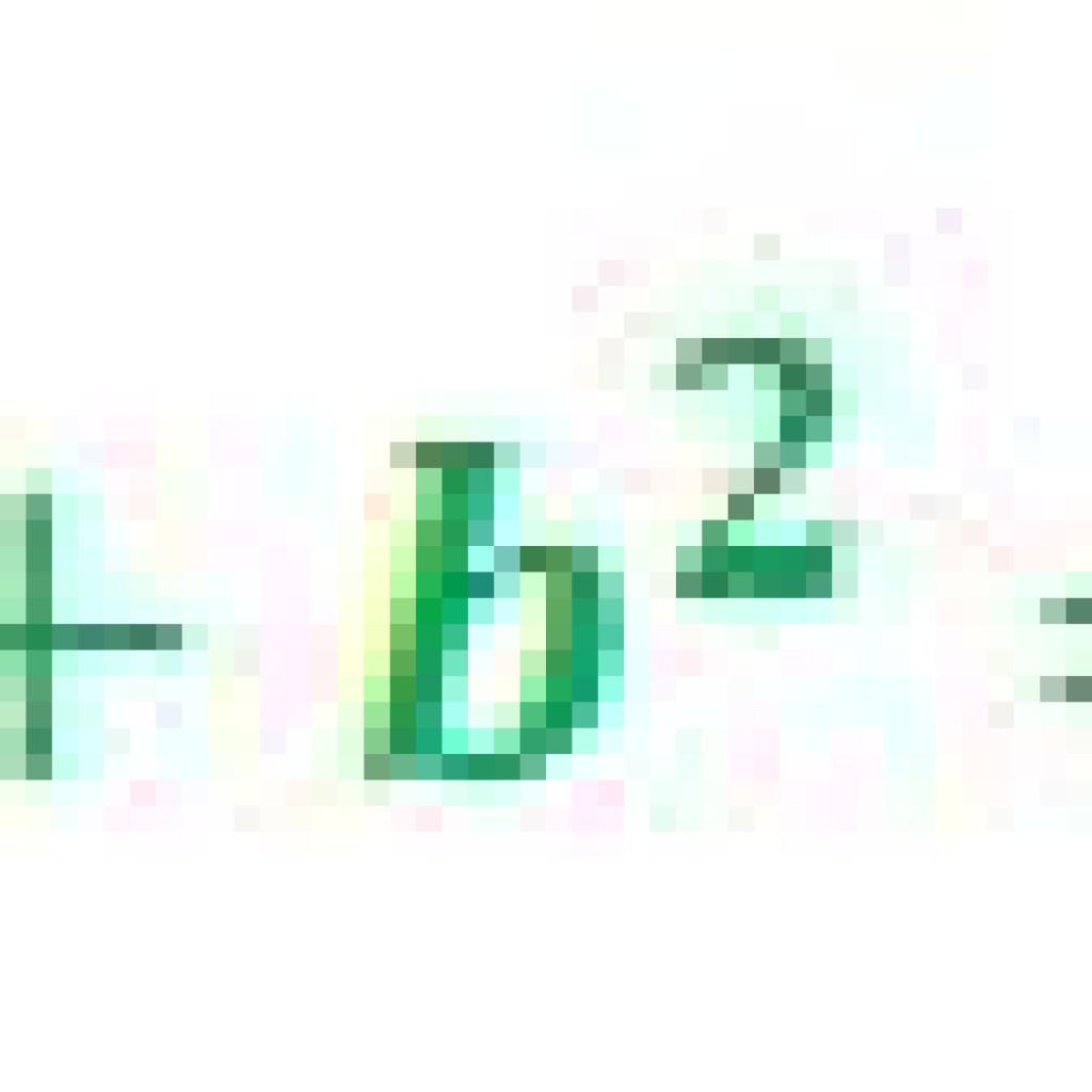 Pythagorean Theorem Equation