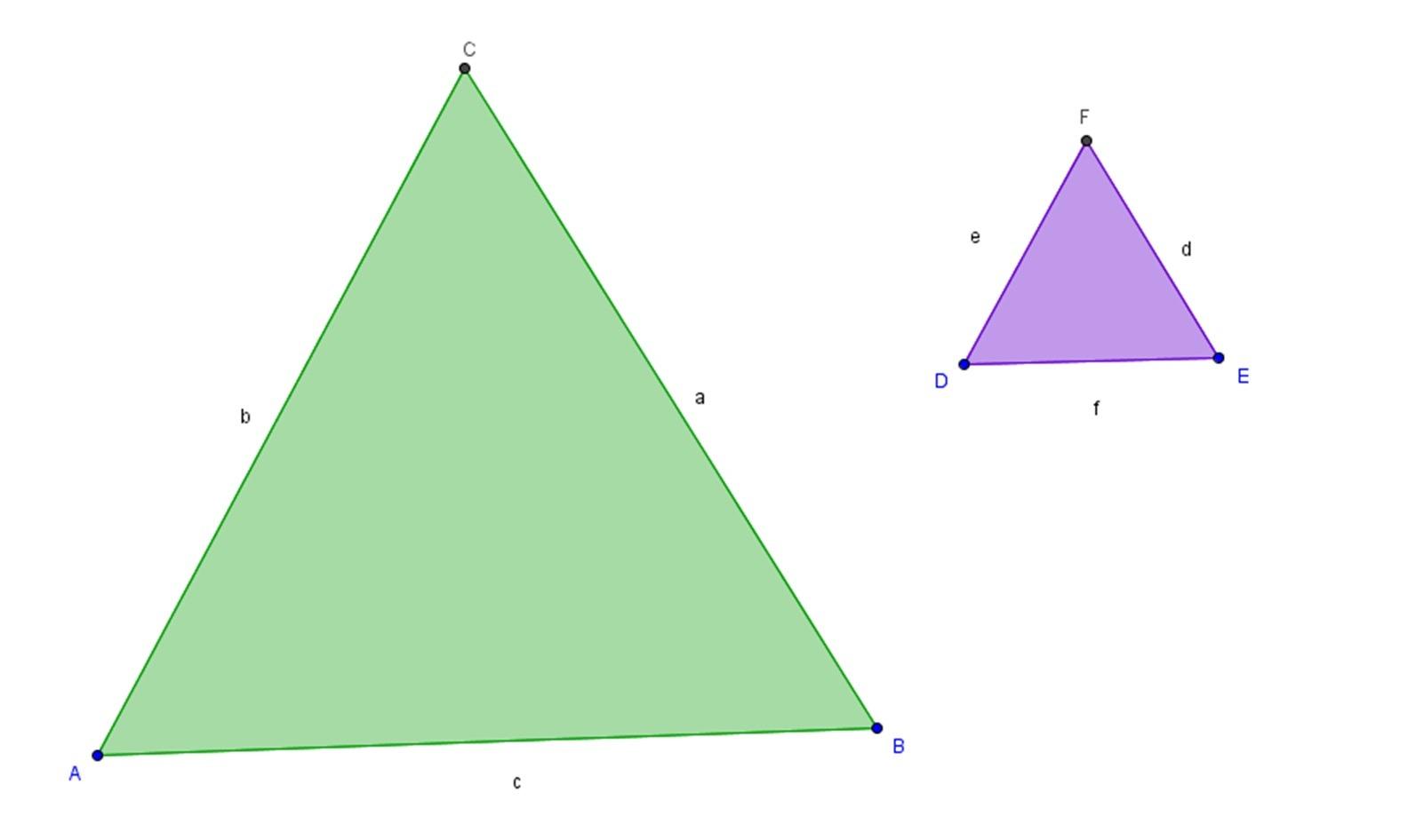 Mathematics Similarity Theorem