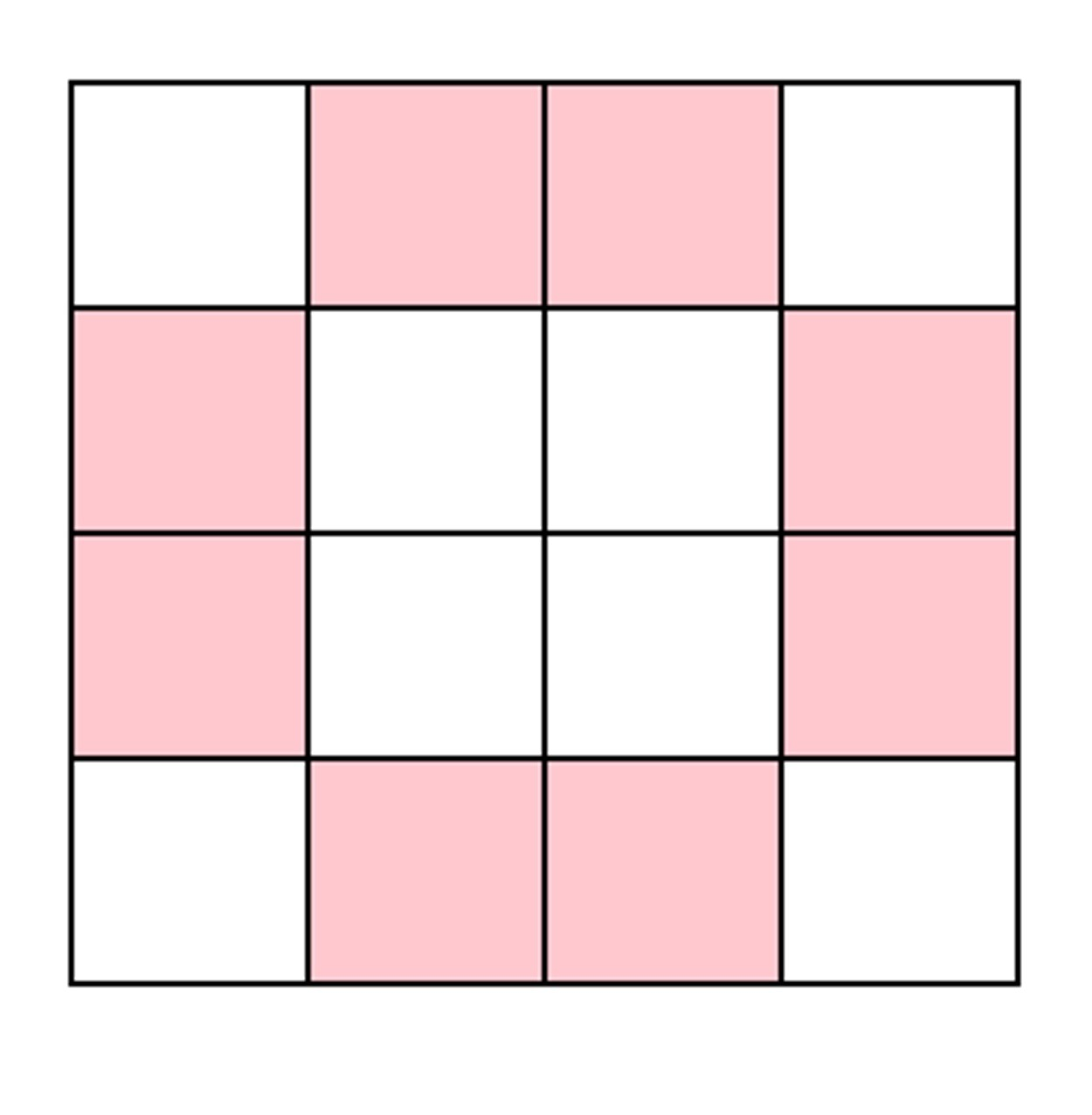Constructing Magic Square With Order 4