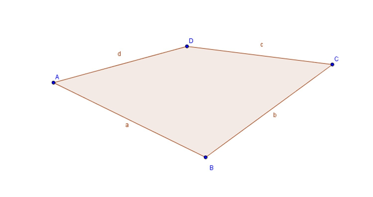 Scalene Quadrilateral