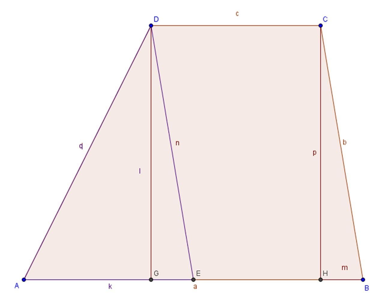 When Altitude Of Triangle Is Equal To Altitude Of