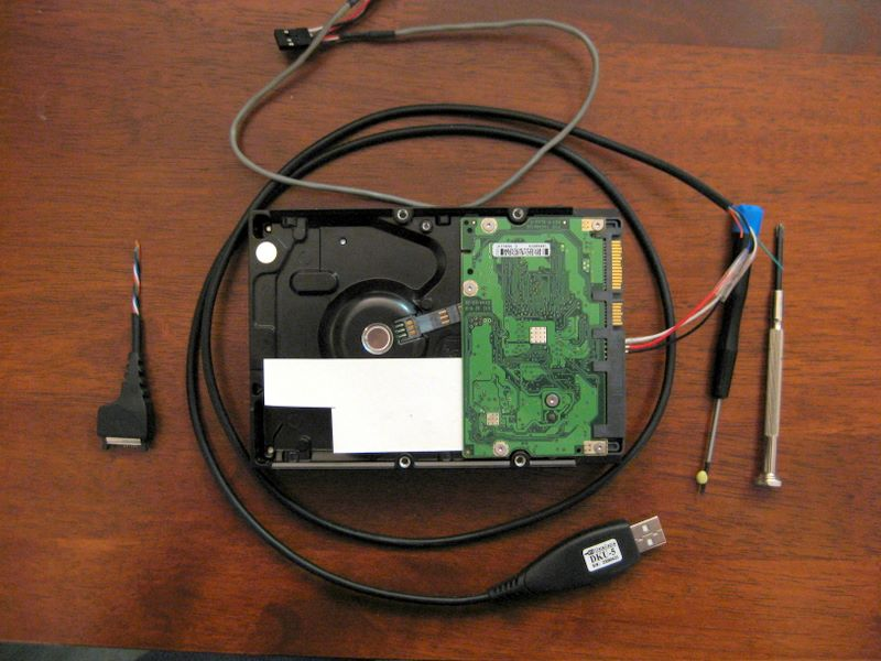 Unbricking a Seagate Barracuda – Mathew Inkson