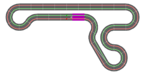 Carrera Bahn - Einweihungsstrecke Grand Prix