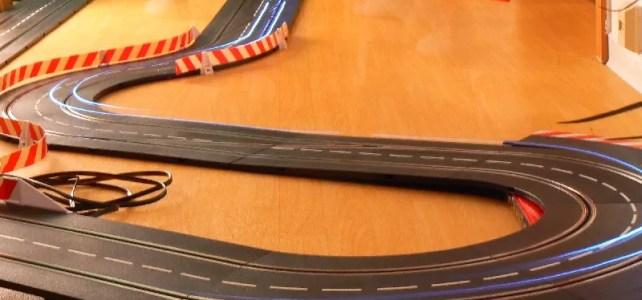 Carrera Bahn 7/30 – 5m Vollgas und 7m Kurven