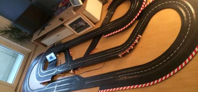 Carrera Streckenlayout 3 – 16.8m