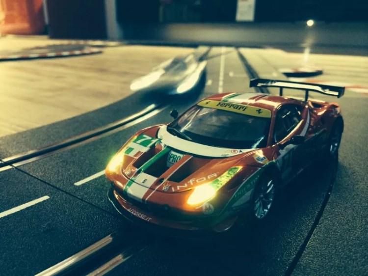 Ferrari 458 Italia GT2 (Carrera 30639)