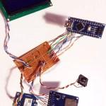 GPS-Tracker Platine