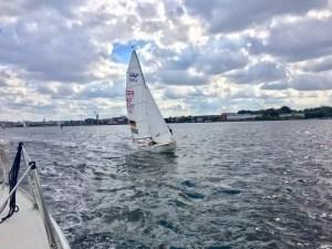 470er beim blauen Band der Warnow 2018