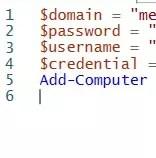 Beitragsbild mit ADD-Computer Computer in das Active Directory heben