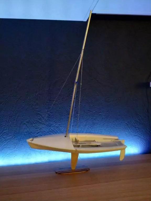505er Modellboot