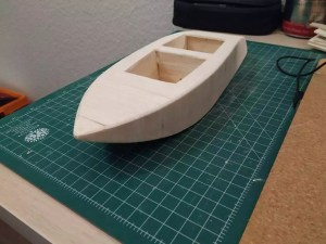 Crackerbox Rc Boot Bauen 28