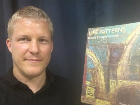 mathias-sager-life patterns-happy colorful growth-book-painting-poetry